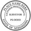 Do you need a custom Mississippi surveyor stamp? EZ Office Products offers all the custom stamps you could need or want, such as state surveyor stamps.