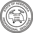 Need a professional geologist stamp in Nebraska? Create your own custom geologist stamp on the EZ Custom Stamps Store today!