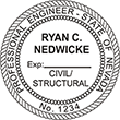 Do you need a custom Nevada structural engineer stamp? EZ Office Products offers all the custom stamps you could need or want, such as state structural engineer stamps.
