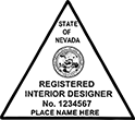 Looking for Interior designer stamps? Check out our Nevada registered interior designer stamp at the EZ Custom Stamps Store.