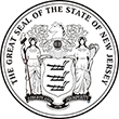 Do you need a custom New Jersey state seal stamp? EZ Office Products offers all the custom stamps you could need or want, such as state seal stamps.