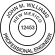 Looking for professional engineer stamps? Our New Mexico professional engineer stamps are available in several mount options, check them out at the EZ Custom Stamps Store.