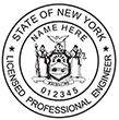 Looking for professional engineer stamps? Our New York professional engineer stamps are available in several mount options, check them out at the EZ Custom Stamps Store.