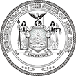 Do you need a custom New York state seal stamp? EZ Office Products offers all the custom stamps you could need or want, such as state seal stamps.