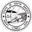 Do you need a custom South Dakota state seal stamp? EZ Office Products offers all the custom stamps you could need or want, such as state seal stamps.