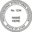 Do you need a custom Utah structural engineer stamp? EZ Office Products offers all the custom stamps you could need or want, such as state structural engineer stamps.