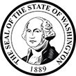 Do you need a custom Washington state seal stamp? EZ Office Products offers all the custom stamps you could need or want, such as state seal stamps.