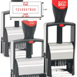 Need steel frame stamp numberers? Find 2000 Plus brand self inking steel frame stamp numberers at the EZ Custom Stamps store.