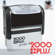 Looking for self-inking stamps? Shop Printer Line products, stamps that are made with a built-in ink pad, on EZ Custom Stamps.