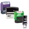 The 2000 Plus Printer Line of self-inking stamps comes complete with the best models on the market, including eco-friendly options, for the office.