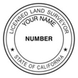 Looking for notary professional embossers for land surveyors? Shop our selection of embossers here on the EZ Custom Stamps store.