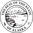 Looking for notary public embossers for the state of Alaska? Shop our selection of embossers for Alaska here on the EZ Custom Stamps store.