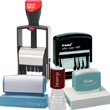 Shop for custom stamps, daters, and numberers by brand on the EZ Custom Stamps store. We carry the top brands on the market, including 2000 Plus, Xstamper, and Trodat/Ideal.