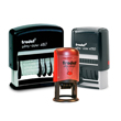 Find Trodat/Ideal Original Printy self-inking stamp daters with custom text at the EZ Custom Stamps Store.