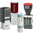 Looking for custom stamp daters in a small size? Shop the top brands for custom small self-inking stamp daters at the EZ Custom Stamps Store.