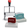 Looking for extra large custom stamp daters? Shop the top brands for custom self-inking stamp daters at the EZ Custom Stamps Store.