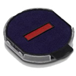 Looking for two-color stamp ink pads? This Trodat replacement ink cartridge pad comes in two-color of your choice. Available at the EZ Custom Stamps store.