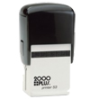 Design a stamp at EZ Custom Stamps, create your own address stamp with the Cosco 2000 Plus P53 or add a small logo. Shop now or call (608) 310-4300.