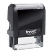"Trodat Printy 4912 is a best seller! As a self-inking stamp, it comes with a replaceable, re-inkable cartridge style pad, 3/4"" x 1-7/8"""