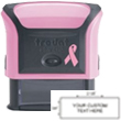 Need self-inking stamps? Check out our Trodat Printy pink-body rectangular self-inking stamp with up to 6 lines of customization at the EZ Custom Stamps Store.