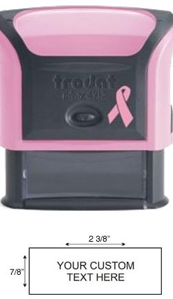 trodat printy 4913 personalized rubber stamp return address stamper business stamp ez custom. Black Bedroom Furniture Sets. Home Design Ideas