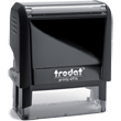 "Need self-inking stamps? Check out our Trodat Printy 4914 2.5"" self-inking rectangular stamp with up to 6 lines of customization at the EZ Custom Stamps Store."