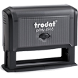 "Need self-inking stamps? Check out our Trodat Printy 4918 3"" self-inking rectangular stamp with up to 2 lines of customization at the EZ Custom Stamps Store."