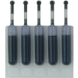 Use these refill ink cartridges for Xstamper Line Daters, Number Stamps, Phrase Stamps, Title Stamps and VersaDaters. This item ships as a 5-pack and the ink is black.