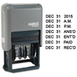Find a full line of Xstamper Line Daters at EZ Custom Stamps | Order online or call (608) 310-4300
