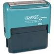Do you need a custom 5 line self-inking stamp? Shop the Xstamper ClassiX eco-friendly stamp line today for office or personal use.
