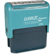 Do you need a custom 6 line self-inking stamp? Shop the Xstamper ClassiX eco-friendly stamp line today for office or personal use.