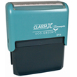 Do you need a custom 10 line self-inking stamp? Shop the Xstamper ClassiX eco-friendly stamp line today for office or personal use.
