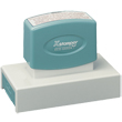 The Xstamper N27 is an eco-friendly, large custom rubber stamp, perfect for any business need. Find it at EZ Custom Stamps or call (608) 310-4300.