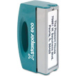 Shopping for a rectangular pre-inked stamper? This ecofriendly Xstamper N40 provides customization up to four lines and comes with a lifetime guarantee.