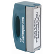 Shopping for a rectangular pre-inked stamper? This ecofriendly Xstamper N42 provides customization up to five lines and comes with a lifetime guarantee.