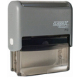 Looking for a rectangular stamper? This Xstamper ClassiX P13 model provides customization up to six lines and makes stamping effortless.
