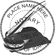 State of Idaho notary public pocket seal. Simply click customize and type your name. Your notary public seal is shipped according to the State of Idaho Notary Public guidelines. Your notary public embosser will be created with black ink