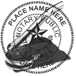 State of Texas notary public pocket seal. Simply click customize and type your name. Your notary public seal is shipped according to the State of Texas Notary Public guidelines. Your notary public embosser will be created with black ink