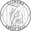 Do you need a custom Alabama state seal stamp? EZ Office Products offers all the custom stamps you could need or want, such as state seal stamps.