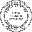 Looking for a multiple occupation stamp for the state of Arizona? Shop the EZOP Custom Stamps store today to find the right occupation stamp for you.