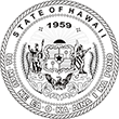 Do you need a custom Hawaii state seal stamp? EZ Office Products offers all the custom stamps you could need or want, such as state seal stamps.