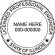 Looking for professional engineer stamps? Our Illinois professional engineer stamps are available in several mount options, check them out at the EZ Custom Stamps Store.