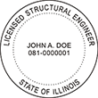Do you need a custom Illinois structural engineer stamp? EZ Office Products offers all the custom stamps you could need or want, such as state structural engineer stamps.