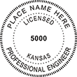 Looking for professional engineer stamps? Our Kansas professional engineer stamps are available in several mount options, check them out at the EZ Custom Stamps Store.