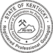 Need a professional geologist stamp in Kentucky? Create your own custom geologist stamp on the EZ Custom Stamps Store today!