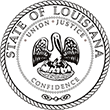 Do you need a custom Louisiana state seal stamp? EZ Office Products offers all the custom stamps you could need or want, such as state seal stamps.