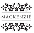 Shopping for a custom monogram stamp? This square stamp features a floral wreath design with room for your name in a color of your choice.